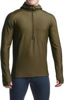 Ibex Woolies 3 Base Layer Hoodie - Merino Wool, Zip Neck (For Men)