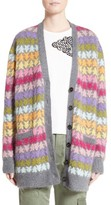 Marc Jacobs Women's Star Knit Mohair Blend Cardigan