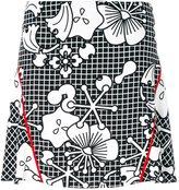 Kenzo 'Tanami Flower' skirt