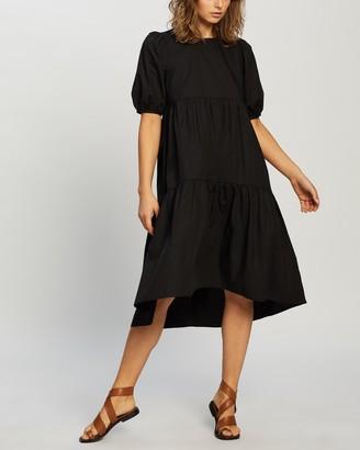 MinkPink Hazel Midi Dress
