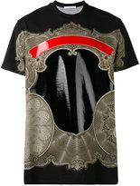 Givenchy baroque print t-shirt - men - Cotton - XS
