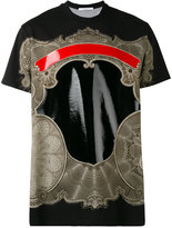 Givenchy baroque print t-shirt