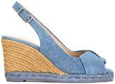 Castaner Brianda sandals - women - Cotton/Leather/rubber - 39