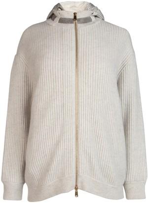 Brunello Cucinelli Two-Layered Jacket