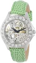 Burgmeister Women's BM520-100A Merida Analog Automatic Watch