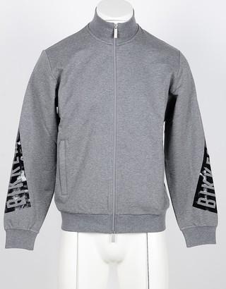 Bikkembergs Men's Gray Sweatshirt