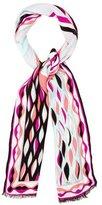 Emilio Pucci Multicolor Printed Scarf
