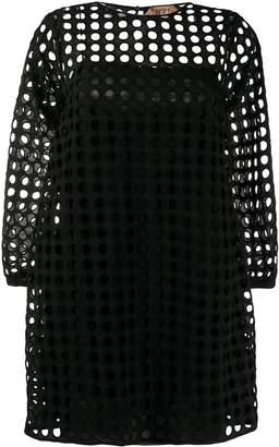 No.21 Lace Mini Dress