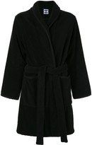Chanel Pre Owned knitted long jacket