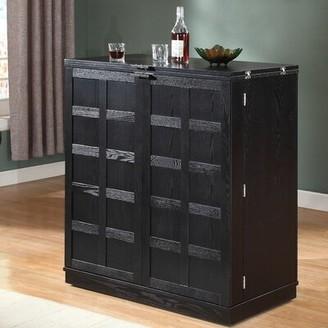 Darby Home Co Eagan California Bar Cabinet