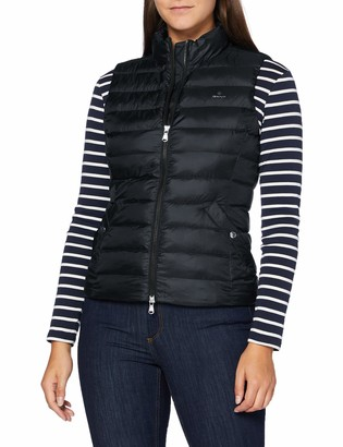 Gant Women's D1. Light Padded Gilet Jacket