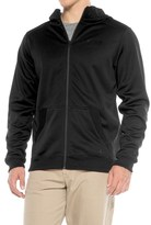 Caterpillar Shield Fleece Hoodie - Full Zip (For Men)