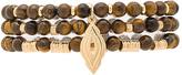 Ettika Wood Bead Bracelets