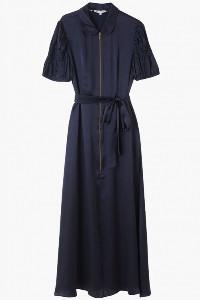 Lily & Lionel Amelia Dress In Oxford - X Small