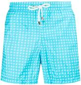 Borrelli printed swim trunks