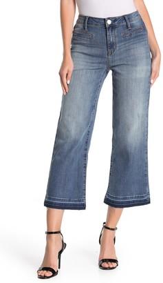 Seven7 Ultra High Rise Wide Leg Jeans