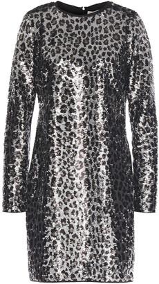 MICHAEL Michael Kors Sequined Jersey Mini Dress