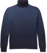 Ermenegildo Zegna - Dégradé Cashmere Rollneck Sweater