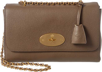 Mulberry Lily Medium Leather Chain Shoulder Bag