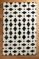 Anthropologie Moroccan Tile Rug