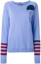 Freecity multi print sweatshirt - women - Cotton - M