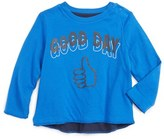 Stella McCartney Infant 'Coby - Good Day/bad Day' Reversible Sweatshirt