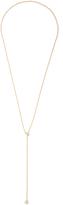Janis Savitt Women's 18K Yellow Gold & 0.26 Total Ct. Diamond Slide Necklace