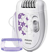 Philips HP6422/02 Satinelle Dry Epilator with Massage Cap