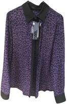 Karl Lagerfeld Paris Purple Top for Women