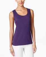 Karen Scott Tank Top, Only at Macy's