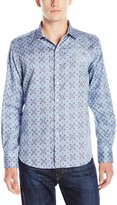 Robert Graham Men's a Perfect Day Long Sleeve Button Down Shirt