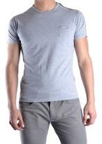 Daniele Alessandrini Men's Grey Cotton T-shirt.