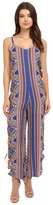 Christin Michaels Mavye Sleeveless Jumpsuit