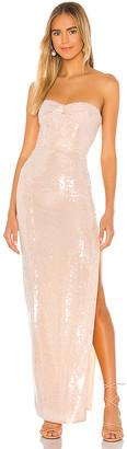 NBD Camden Strapless Gown
