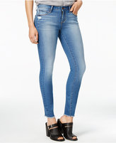 Articles of Society Sarah Frayed Vintage Wash Skinny Jeans
