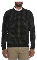 Roberto Collina Men's Black Cashmere Sweater.