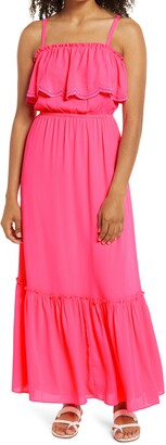 Lilly Pulitzer Adia Maxi Sundress