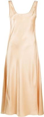 Acne Studios Satin Slip Dress