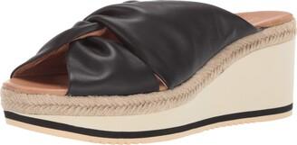 Andre Assous Women's Prune Wedge Sandal