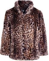 MICHAEL Michael Kors FAUX FUR Light jacket multicolor