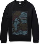 Dries Van Noten - Printed Loopback Cotton-jersey Sweatshirt