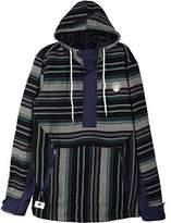 Lrg Men's Escobar Poncho Jacket