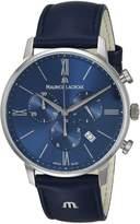 Maurice Lacroix Men's EL1098-SS001-410-1 Eliros Analog Display Quartz Watch