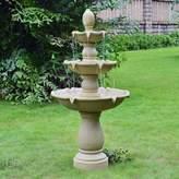 Kenroy Home Sherwood Outdoor Floor Fountain