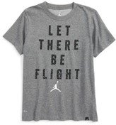 Jordan Boy's Flight T-Shirt