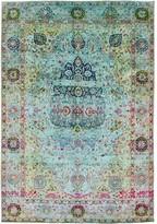 """Aura Alchemy Silk Rug - 7'10""""x11'8"""""""