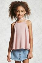 Forever 21 FOREVER 21+ Girls Ribbed Knit Cami (Kids)