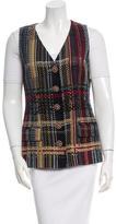 Chanel Resort 2015 Lesage Vest