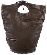 Marni Lambskin Leather Satchel