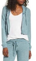 Make + Model Women's Zip Crop Hoodie
